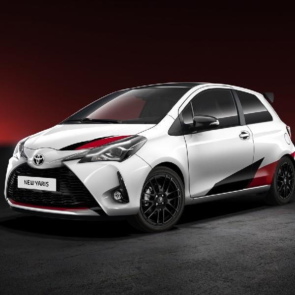 Toyota Pamer Gambar Pertama Yaris Versi Paling Buas