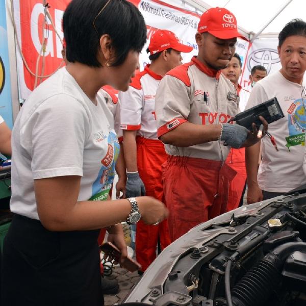 Toyota Rilis Program Teman Mudik