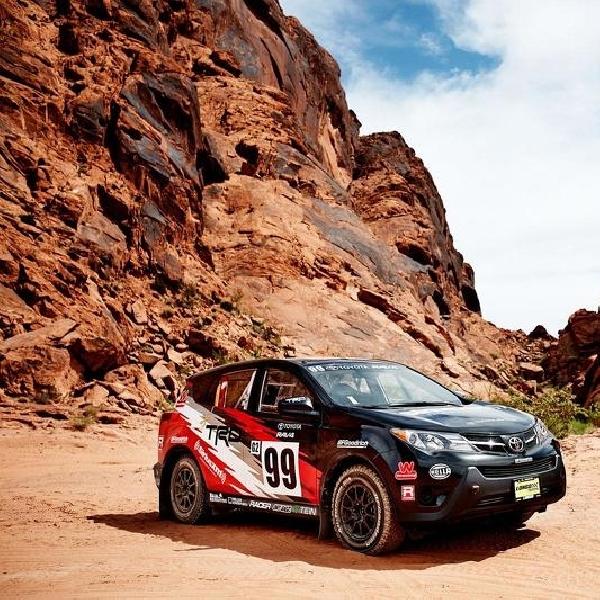 Toyota RAV4 Bakal Hadir dengan Mesin Buas