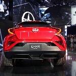Toyota Scion C-HR Siap Masuk Jalur Produksi