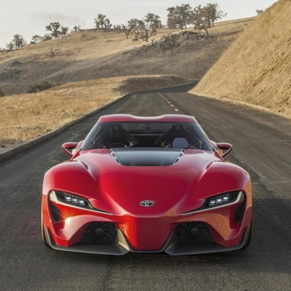 Toyota akan bangun mesin hybrid baru untuk model Supra?