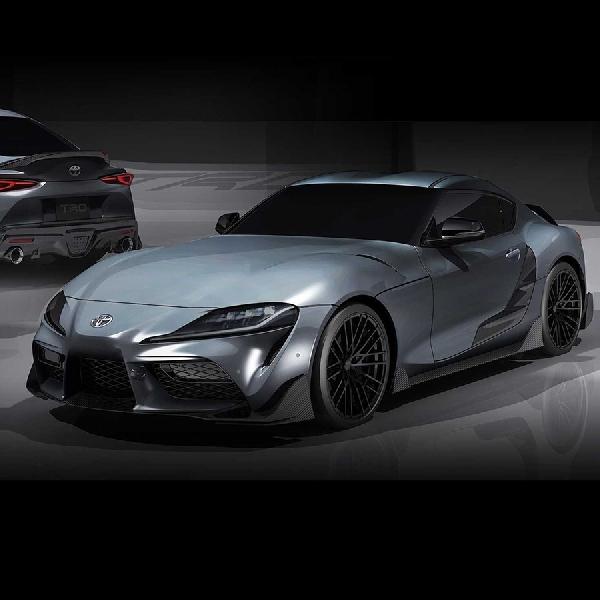 TRD Meluncurkan Toyota GR Supra Performance Line