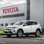 Toyota RAV4 Segera Diproduksi di Pabrik Saint Petersburg