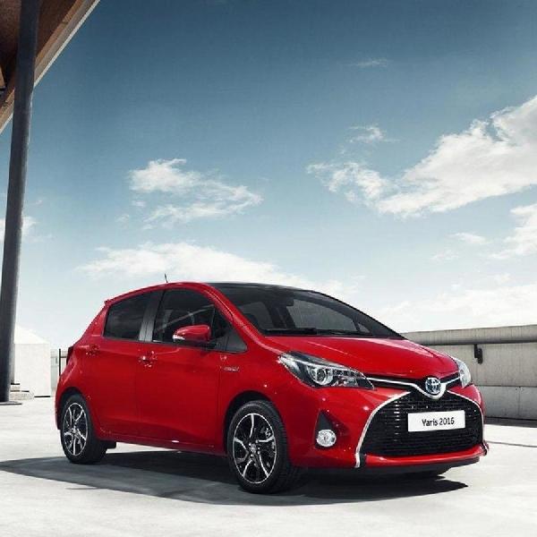 Toyota Upgrade Mesin Yaris Lebih Bertenaga