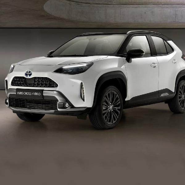 Toyota Yaris Cross Dynamic Terungkap, Lebih Tangguh!