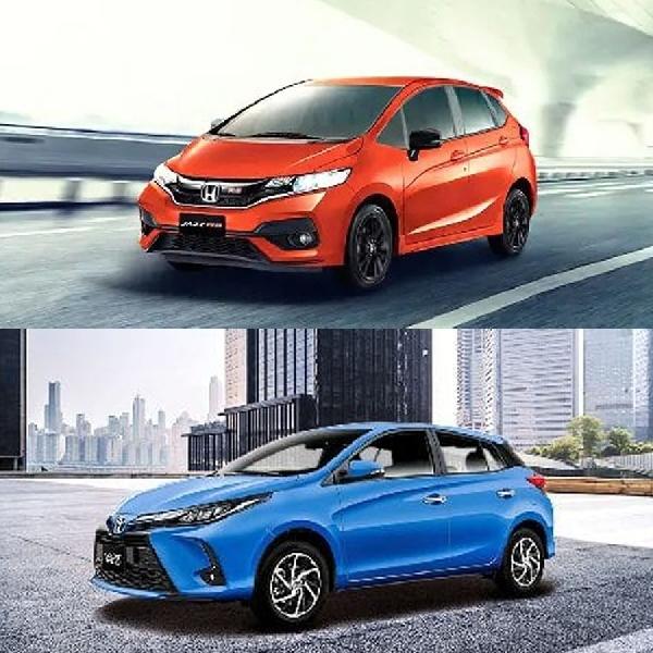 Toyota Yaris vs Honda Jazz, Hatchback Mana Yang Terbaik Menurut Blackpals?