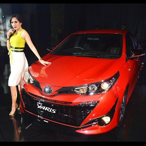 New Toyota Yaris Hanya Naik Rp 1,5 Juta Saja