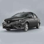 Toyota Etios 2021 Kini Dilengkapi Lampu LED, Apple CarPlay, dan Android Auto