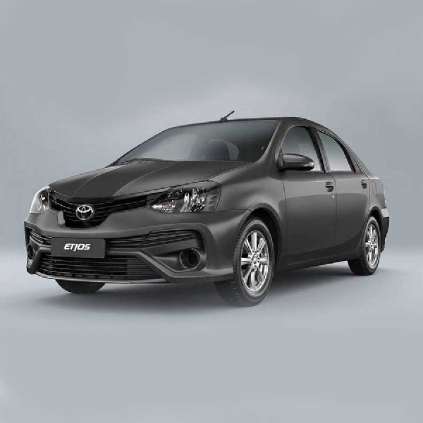 Toyota Etios 2021 Kini Dilengkapi Lampu LED, Apple CarPlay, dan Android Auto