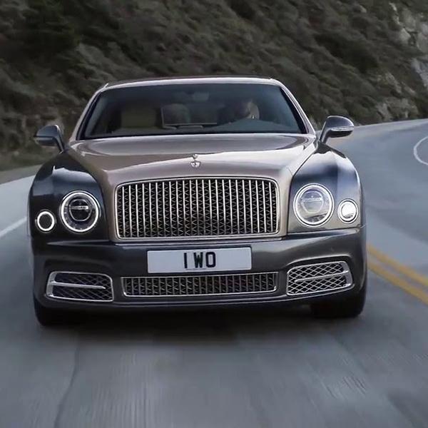 Bentley Mulai Pertimbangkan Mulsanne Jadi Mobil Listrik
