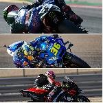 Aprilia, Suzuki dan Yamaha Kuasai Tiga Besar di FP3   Motorland Aragon 2021