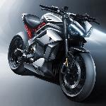 Triumph Project TE-1: Motor Listrik Bergaya Sporty