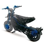 Tromox Mino, Sepeda Motor Listrik Unik dan Nyaman Dikendarai
