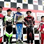 Prassetyo Hardja Tempati Podium di Rotax Asia Max Challenge