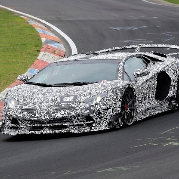 Melihat Supercar Lamborghini Terbaru, Super Veloce Jota