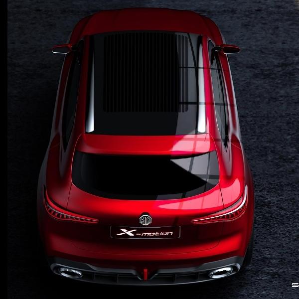 Ada SUV listrik dari MG Motors di Beijing Auto Show