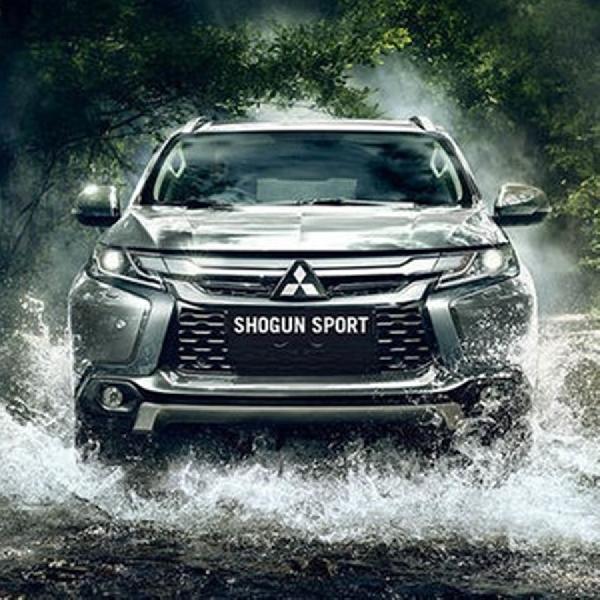 Intip Spesifikasi Mitsubishi New Shogun Sport, Pajero Sport Versi Inggris