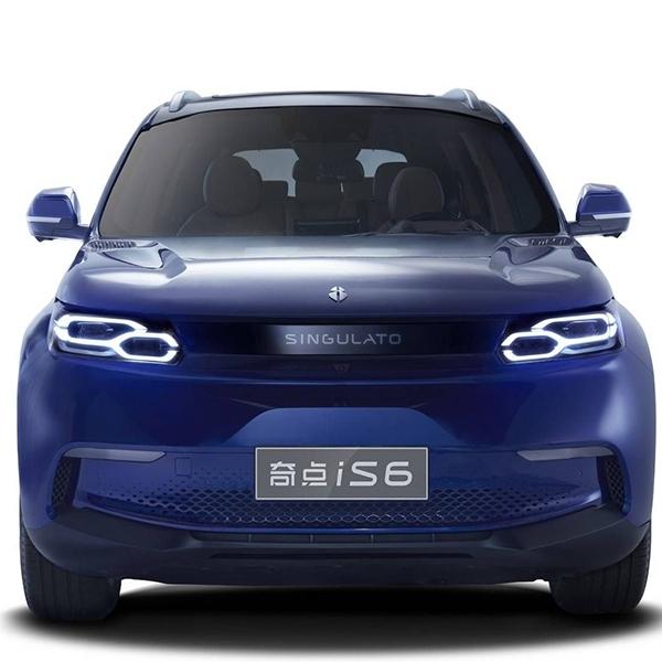Singulato iS6, Mobil Listrik China yang Unik