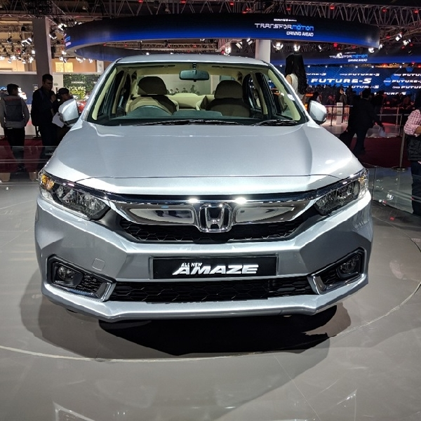 Honda India Memulai Produksi The All New Amaze