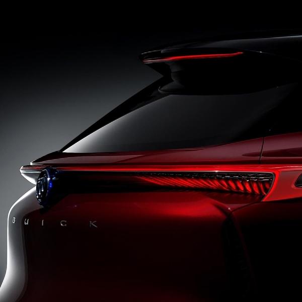 Buick Enspire Siap Menggebrak Pasar Tiongkok