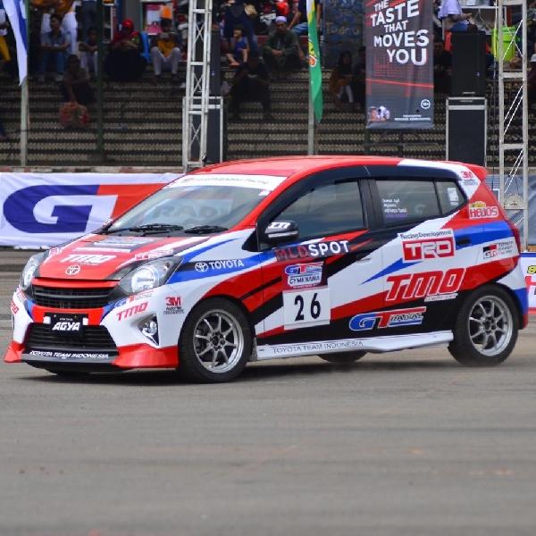 Toyota Team Indonesia Siap Jadi Penantang