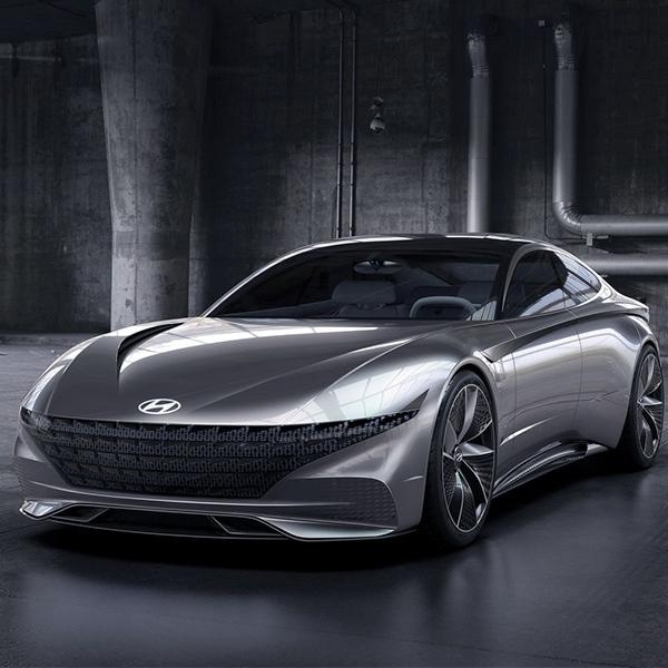 Sentuhan Emosional pada Mobil Konsep Hyundai