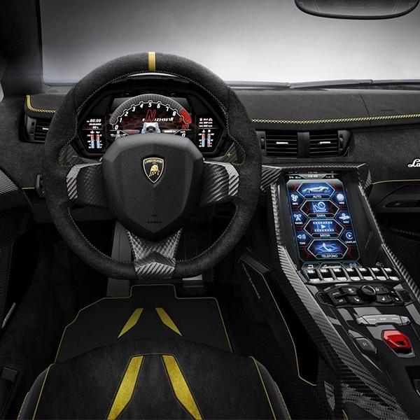 Karena Hal Sepele, Lamborghini Centenario Kena Recall