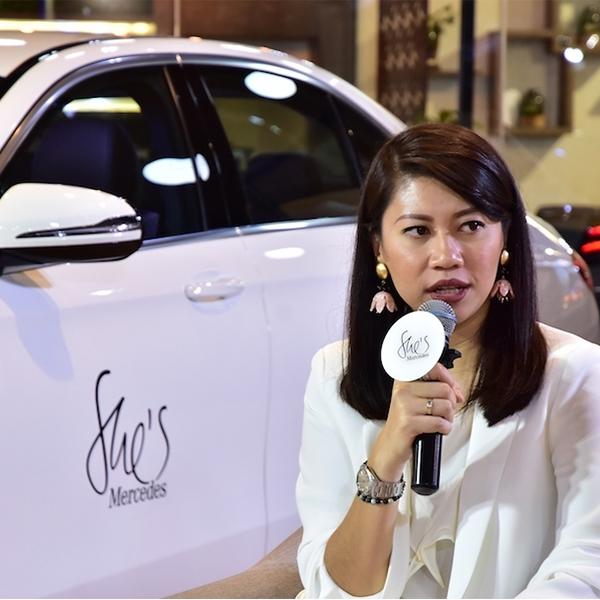 Inspirasi, Pemberdayaan Wanita dan Hubungannya dengan Nama Mercedes-Benz