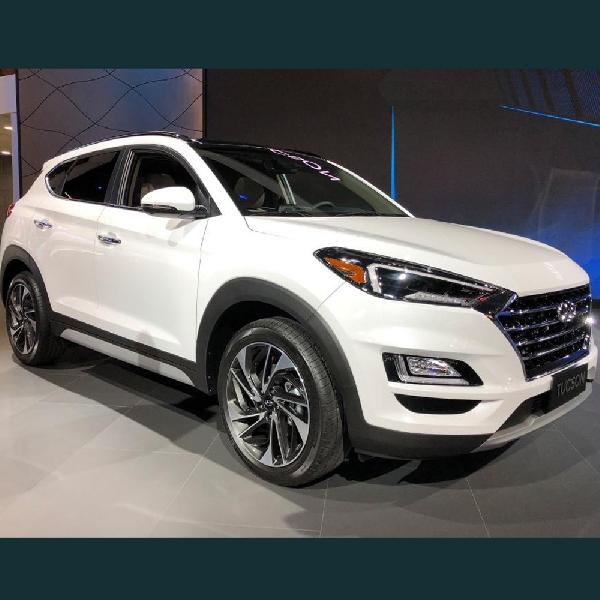 Hyundai Tucson Facelift Hadir di New York Motor Show