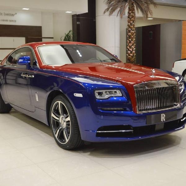 Pernah Melihat Rolls-Royce Ala Barcelona? Ini Dia!