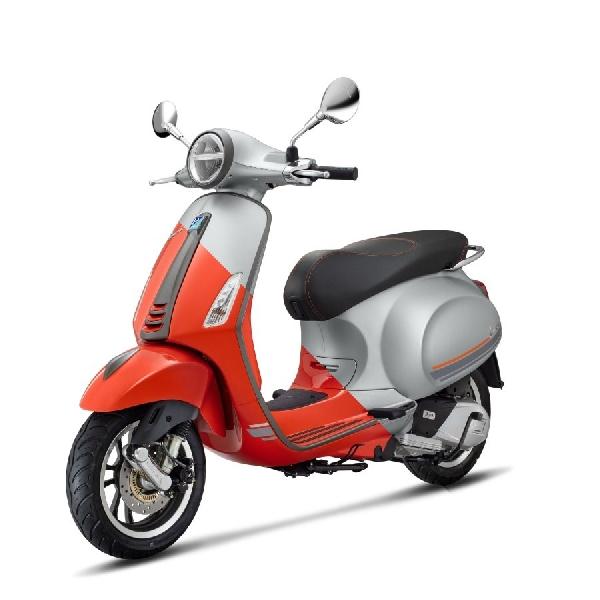 Vespa Primavera S Limited Edition Pancarkan Keanggunan, Kharismatik dan Sporty