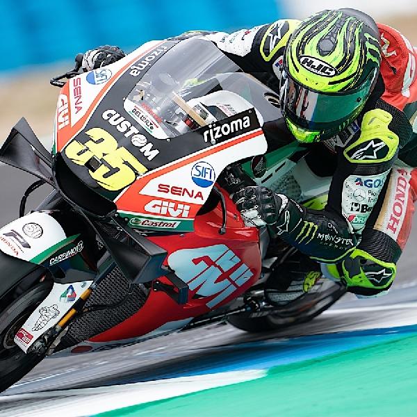 MotoGP: Tunda Pensiun Dari Ajang Balap MotoGP, Begini Alasan Cal Crutchlow