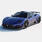 Tuner AS Desain Bodykit Untuk Maserati MC20
