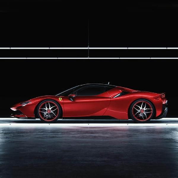 Tuner Jerman Upgrade Ferrari SF90 Stradale Menjadi 1.118-Horsepower