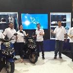 Peugeot Motocycles Indonesia Unjuk Gigi di IMOS 2018