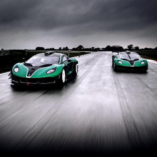 Supercar Arrinera Hussarya GT Siap Ramaikan FIA GT Championship