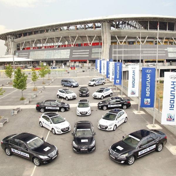 Hyundai Pasok Kendaraan Untuk FIFA U-20