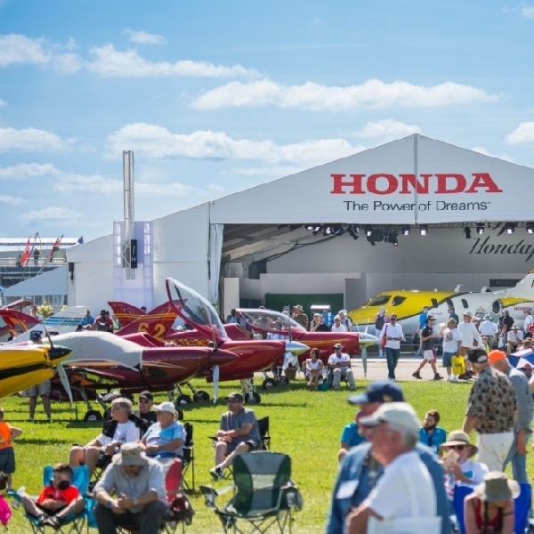 HondaJet Raih Flying Innovation Award