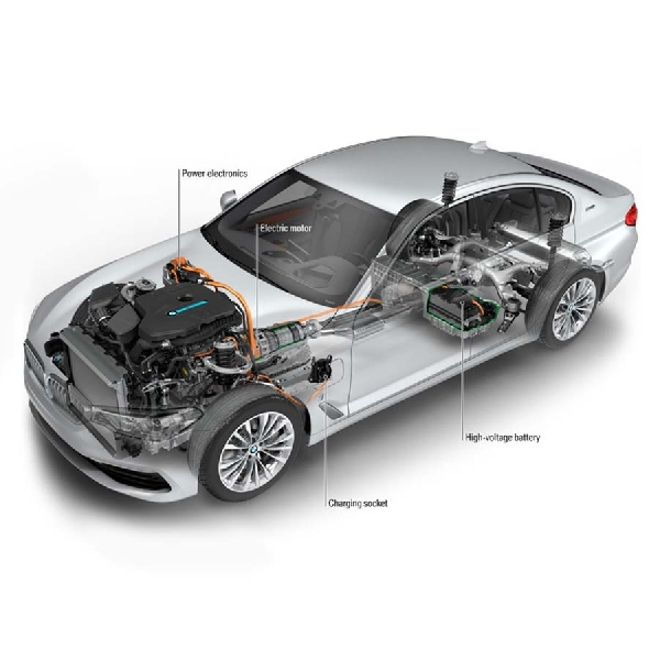 Ubah Strategi, BMW Gunakan Platform EV Khusus