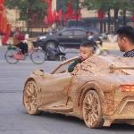 Paradigma Baru: Ukiran Kayu Bugatti Centodieci Persembahan Untuk Hypercar W16