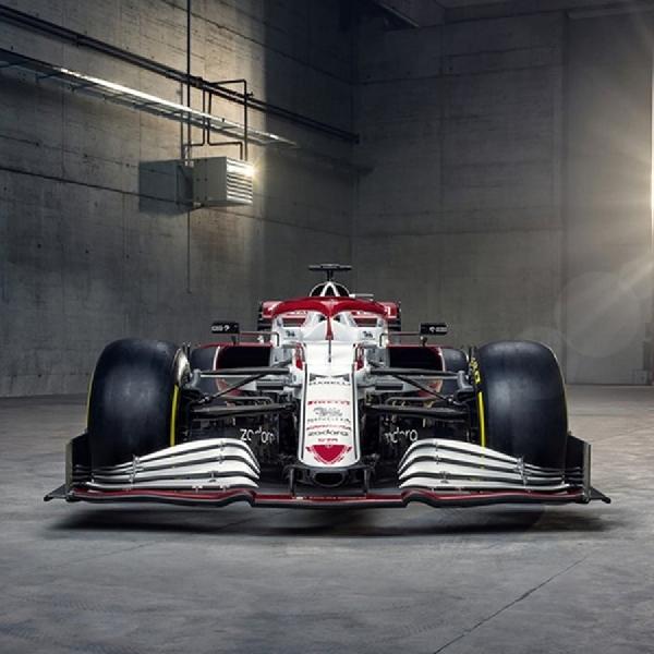 F1: Ulang Tahun ke-111, Alfa Romeo Turunkan Livery Spesial di Grand Prix F1 Styria