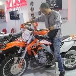 Merek Motor Ternama Meriahkan GIIAS Surabaya 2019