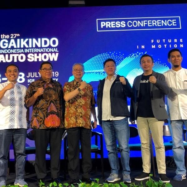 Gaikindo Janjikan Pameran Teknologi Otomotif Terkini di GIIAS 2019