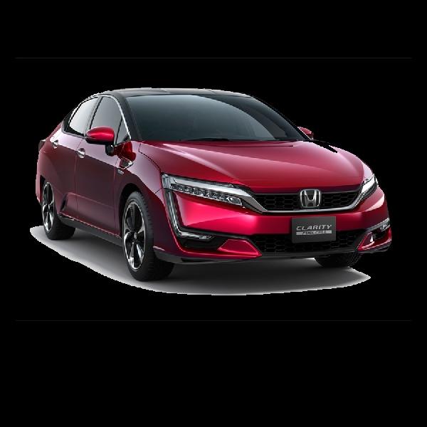 Honda akan Tampilkan Mobil Konsep Clarity Fuel Cell di GIIAS 2016