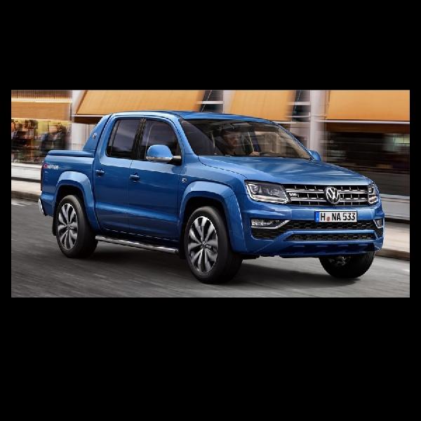Penampakan Terbaru Volkswagen Amarok facelift