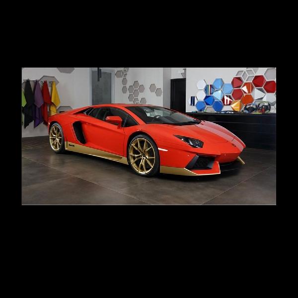 Lamborghini Bangun Aventador Miura untuk Rayakan Ulang Tahun Ke-50