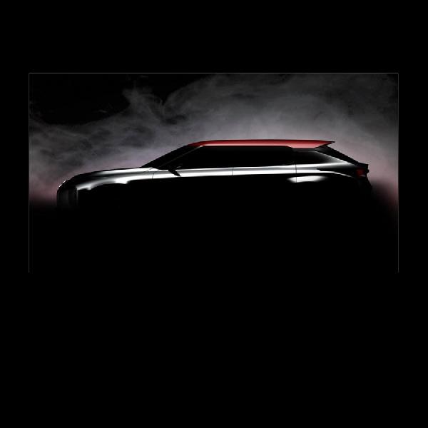 Mitsubishi Mulai Sebar Teaser SUV Teranyar