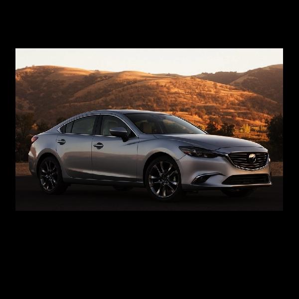Mazda6 Siap Gendong Mesin Diesel di Amerika Serikat?