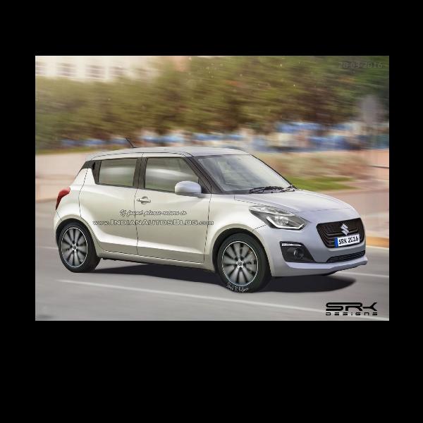 Generasi Baru Suzuki Swift Mulai Terkuak