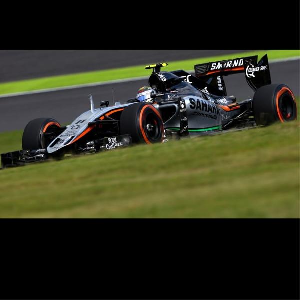 F1: Force India Incar Posisi ke 4 di Kejuaraan Formula Satu